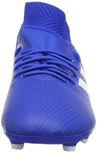 18 Chaussures 001 Ftwbla 3 Football Nemeziz FG J Fooblu Bleu Fooblu de adidas garçon qH5fPn