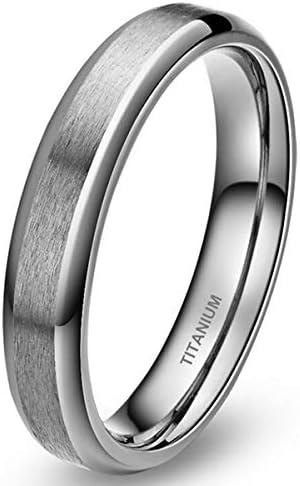 リング メンズ レディース チタン 指輪 ファッション アクセサリー (11)