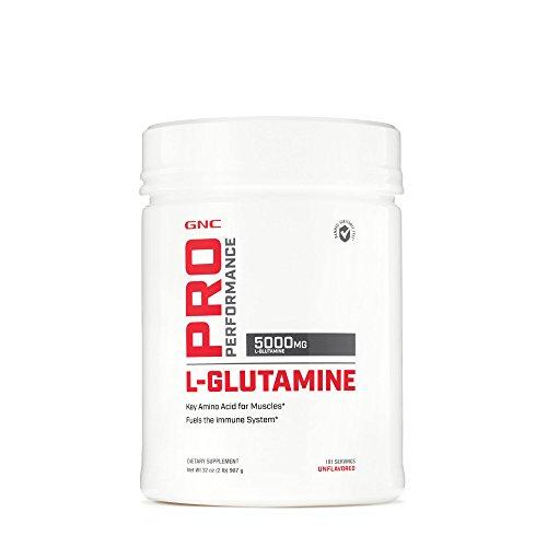 GNC Pro Performance L-Glutamine – Unflavored