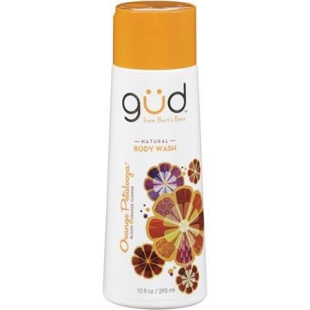 Gud Orange Petalooza Natural Body Wash -- 10 fl oz