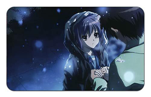 (Disappearance of Haruhi Suzumiya Anime Stylish Playmat Mousepad (24 x 14) inches [MP]Disappearance of Haruhi-8)