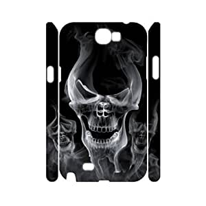 Ghost Custom 3D Cover Case for Samsung Galaxy Note 2 N7100,diy phone case ygtg547779 by lolosakes