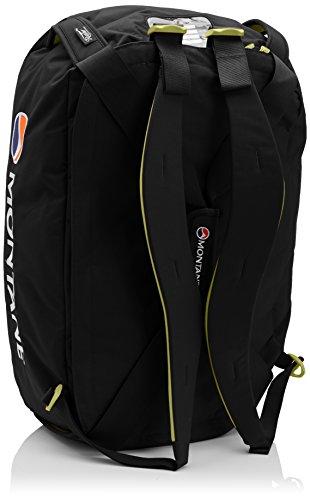 Montane Transition 60 Duffle Bag - Black e3e5542a0c87b