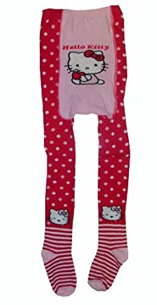 599d91519490d EBI & EBI - Hello Kitty - Baby Girls Tights in Pink - -: Amazon.co ...