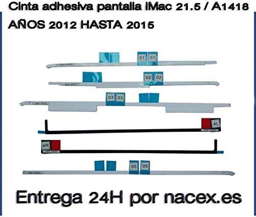 SIMERST Cinta Adhesiva Pantalla 21.5 / A1418 IMAC16,2 Retina 4K Late 2015 MK542LL/A