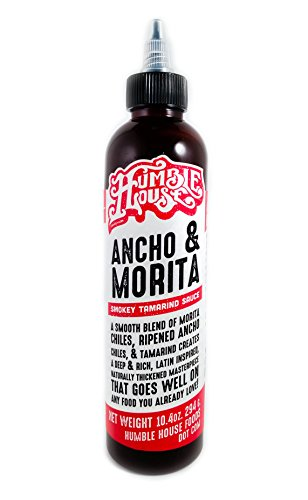 Ancho & Morita Smoky Tamarind Sauce by Humble House (10 fluid ounce) (Original Version)
