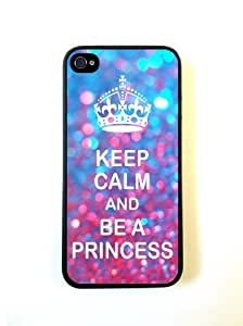 Keep Calm Princess Shades iphone 5 Case - For iphone 5 - Designer TPU Case Verizon AT&T Sprint