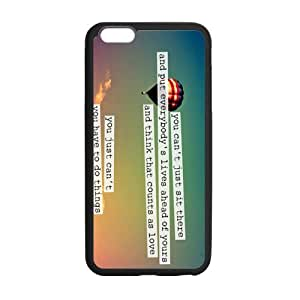 SKCASE Cover Case for iPhone 6 Plus 5.5 inch perks of being a wallflower quotes