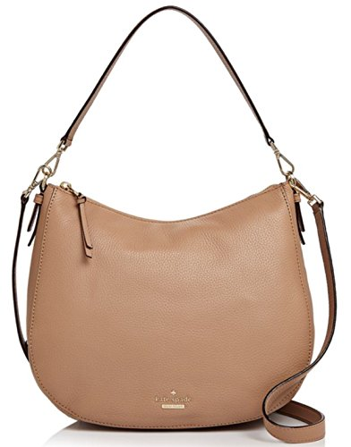 (Kate Spade Jackson Street Mylie Leather Hobo Bag , Hazel)