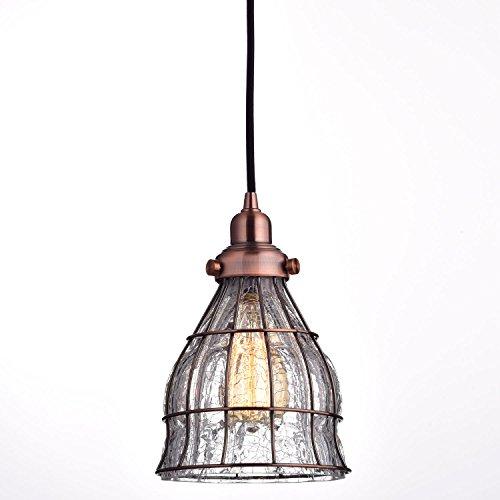 YOBO Lighting Vintage Cracked Hanging