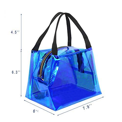 Fashion PVC Beach Handbag 6