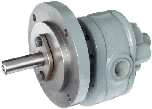 BSM Pump 713-920-8 2S Rotary Gear Pump Flange Mounting With Reversing CCW Rotation