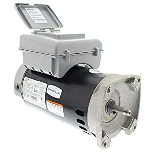 Amazon ao smith b2984t 2green 230v 2 speed motor with timer ao smith b2984t 2green 230v 2 speed motor with timer 2hp square flange publicscrutiny Image collections