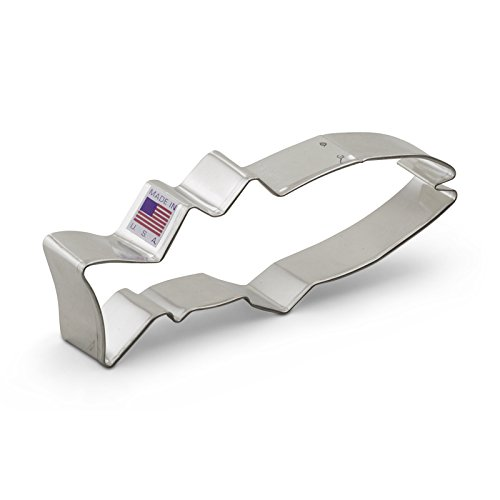 salmon cookie cutter - 1