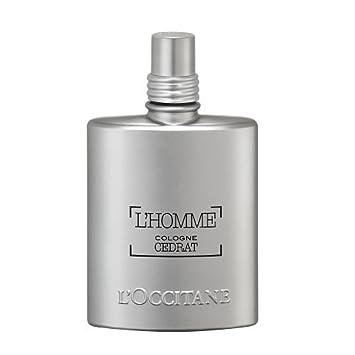 – L'homme Toilette Ml Cologne L'occitane Eau 75 De Cédrat BWrdCxoe
