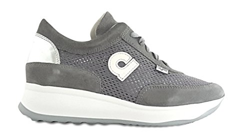 1304 Gris Rucoline Sneakers 36 Agile Femme By Petite OP7qCwwTx