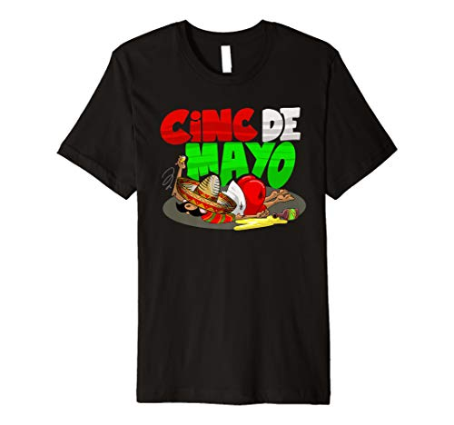 Cinco De Mayo Shirt | Cute Fifth Of May Bash T-shirt Gift