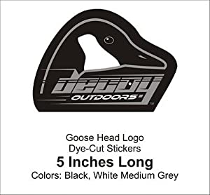 canada goose logo black