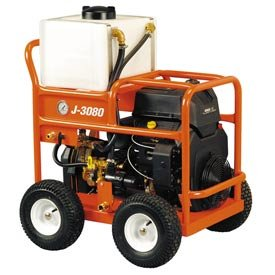General Wire Gas Water Jet Drain/Sewer Cleaning Machine W/250'x3/8