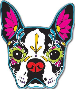 - CALI Original Artwork, Pretty in Ink French Bulldog - Enamel Lapel PIN, 1.25