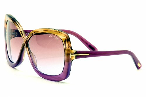 Tom Ford Calgary FT0227 Sunglasses-83Z Brown Violet (Brown Lilac Grad - Calgary Sunglasses