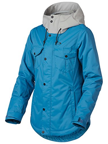 Oakley Charlie Bzi 2.0 Jacket, California Blue, - Oakley Store California