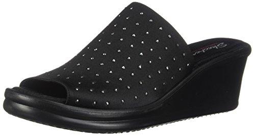 9c1d70f1aaee0 Skechers Cali Women s Rumblers-Silky Smooth Slide Sandal