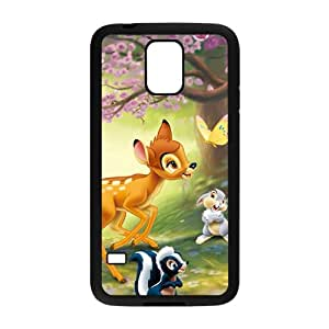 Lovely deer butterfly rabbit squirrel Cell Phone Case for Samsung Galaxy S5