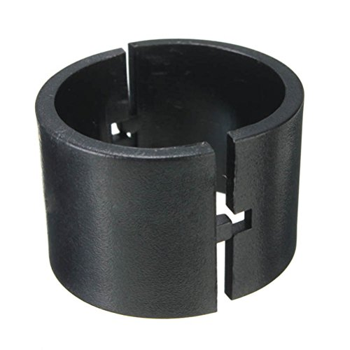 Bluewings(TM) Rifle Scope Ring Inserts Adapter Convert 25mm Black Set 30mm to 1″ Ring Review