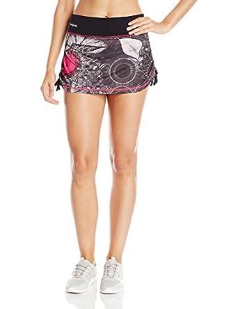 Desigual Mujer Knitted Short Skirt Fal a B, Negro, L, 67 F2sa1 ...