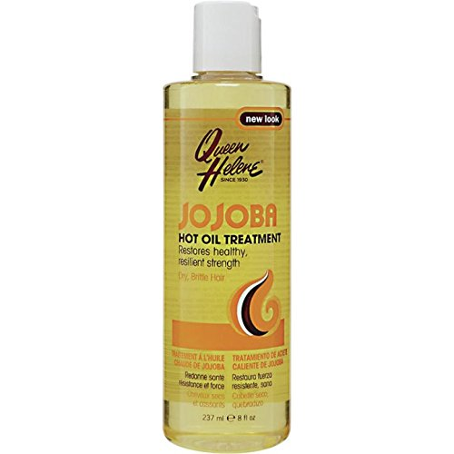 Queen Helene Jojoba Hot Oil Treatment 8 fl oz
