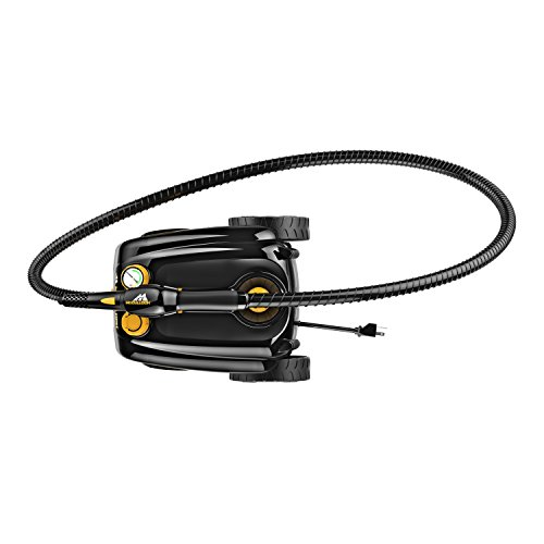 McCulloch MC1375 Canister Steam System,Black