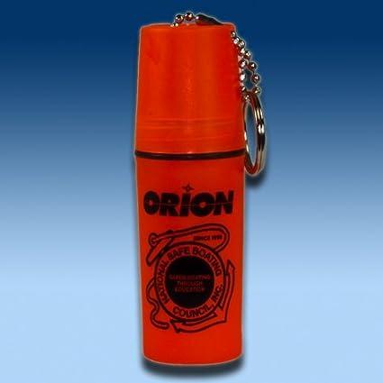 Amazon.com: Orion Seguridad Llavero Alta Visibilidad NARANJA ...