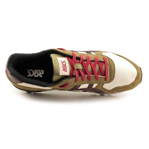 Asics Gt Ii Retro Sneaker Oliva / Testa Di Moro