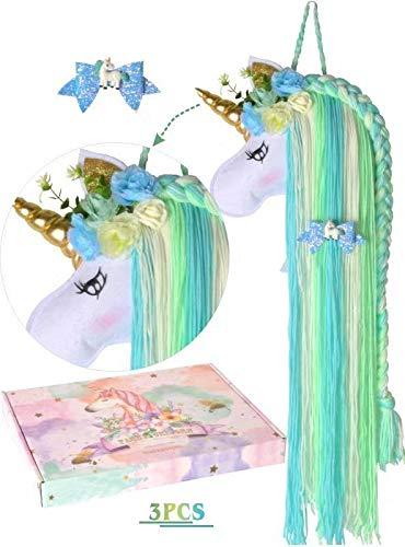 Unicorn Tassels Organizer Headband Decoration product image