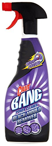 Cillit Bang Power Cleaner Black Mould Remover 750 ml (Pack of Three)