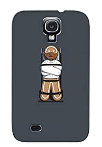 Crazinesswith Snap On Hard Case Cover Gingerbread Hannibal Protector For Galaxy S4 BY icecream design
