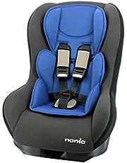 مقعد سيارة للاطفال ماكسيم جروب من نانيا - اسود وازرق