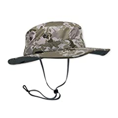 The SEAHAWK is our mid-width brim style for those who would like a bit more UV protection or don't need the arm clearance around the ears that the OSPREY offers. Still made for being on or in the water, our innovative SHELTAtech construction ...