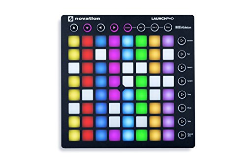 Novation Launchpad Ableton Live Controller with 64 RGB Backlit Pads (8x8 Grid) by Novation (Image #1)