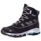 XPETI Women's Oslo Winter Snow Mid-Rise Waterproof Hiking Trekking Insulated Cold-Weather Boots...