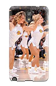 los angeles lakers cheerleader nba ga NBA Sports & Colleges colorful Note 3 cases