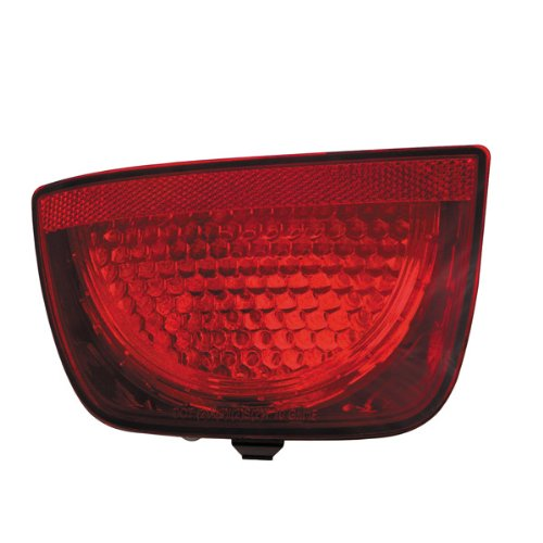 Aftermarket Camaro Body - 2010-2011-2012-2013 Chevrolet/Chevy Camaro Taillamp Taillight Rear Brake OUTER Tail Light Lamp (Models With RS Package Only) Left Driver Side (10 11 12 13)