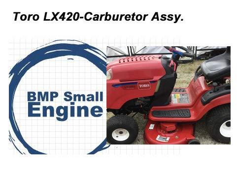 Amazon.com: BMotorParts - Carburador para toro LX420 Twin ...