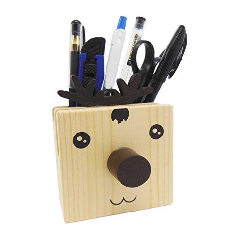 Multifonction Boite De Rangement StyloCrayon Telephone Portable Cartes Business Nom