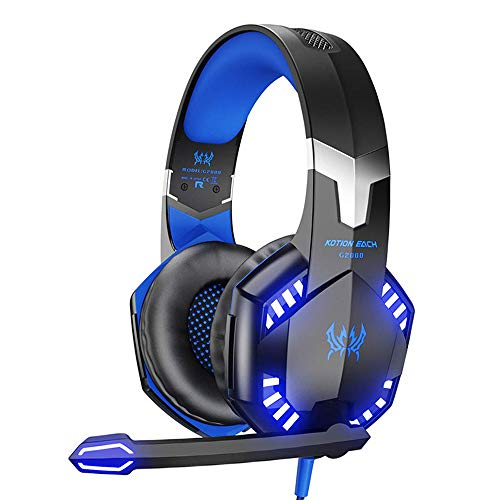 facb3332da1 Gaming Headaset for PS4 Xbox One, G2000 Gaming Headphones with Noise  Cancelling Mic