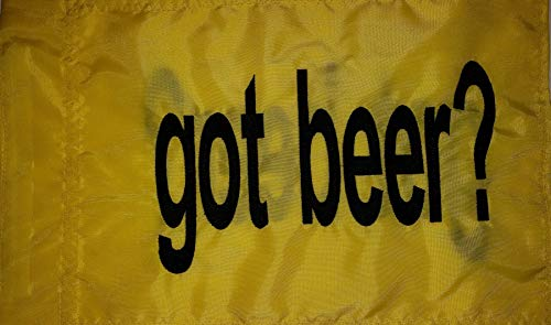 Devil Woman Flags Got Beer? ATV Flag. Also Great for UTV, Recumbent Trikes, Bicycles, Airboats, Kayaks.