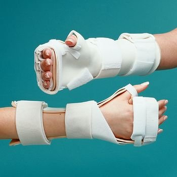 Sammons Preston Rolyan Arthritis Mitt Splint A3098 Right Large by Sammons Preston