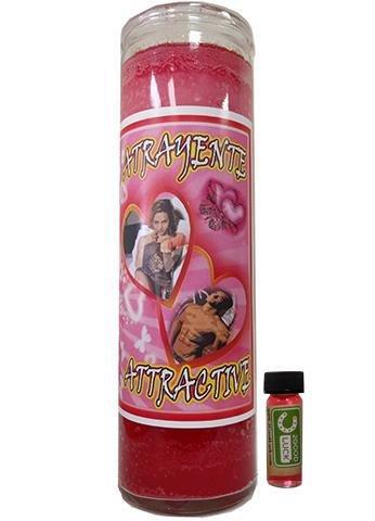 世界的に有名な Love図面Dressed Scented Scented Candle – – Veladora Preparada Preparada Atrayente B078J3PGR9, SaganStyle:269634b6 --- egreensolutions.ca