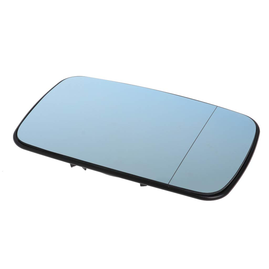 Miroir de r/étroviseur droit c/ôt/é conducteur bleu pour BMW S/érie 3 E46